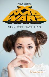 Pea Jung XMAS WARS – Verrückt nach Han 84 Seiten ISBN: 978-3-7392-0647-9 Taschenbuch: 4,99 € eBook: 0,99 €
