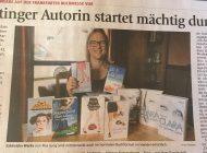 Peitinger Autorin startet mächtig durch