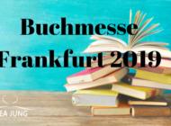 Buchmesse Frankfurt 2019: Meine Termine